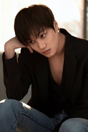 Kai For Harper's BAZAAR China E-Magazine