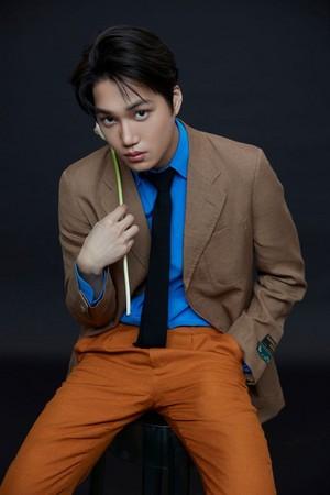 Kai For Harper's BAZAAR China E-Magazine