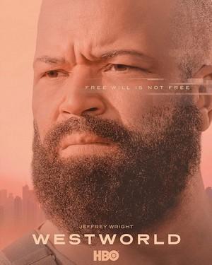 'Westworld' Season 3 Character Poster ~ Bernard