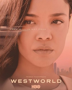 'Westworld' Season 3 Character Poster ~ 샬럿, 샬 롯 Hale
