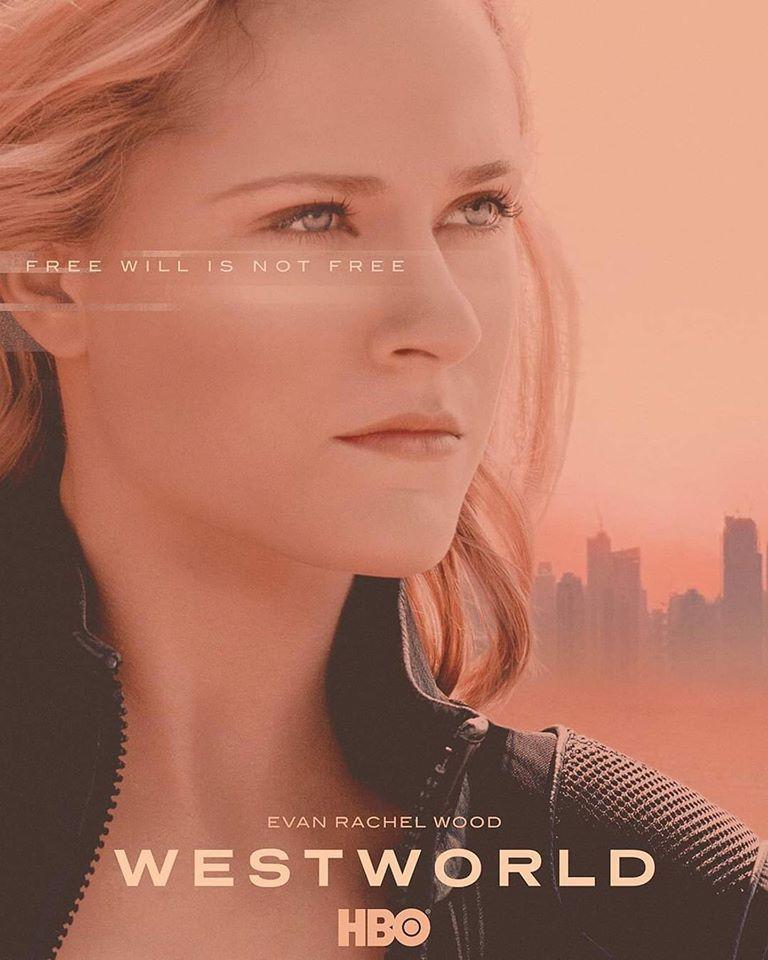 'Westworld' Season 3 Character Poster ~ Dolores