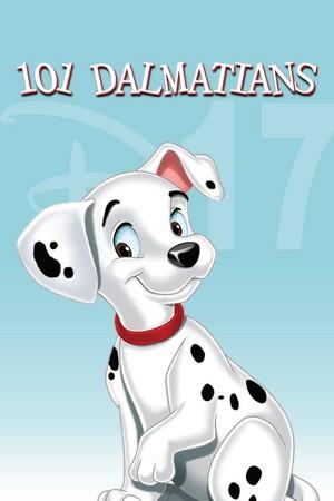 101 Dalmatians (1961) Poster