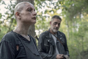 10x11 ~ Morning ster ~ Negan and Alpha
