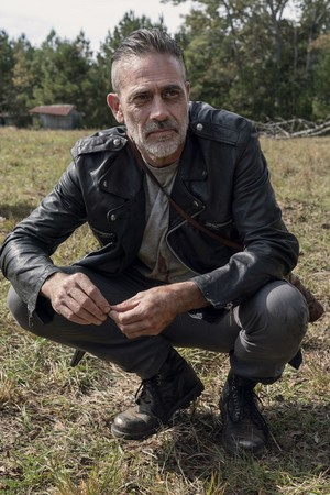 10x14 ~ Look at the Flowers ~ Negan