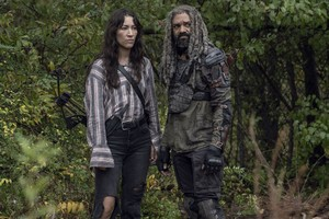 10x15 ~ The Tower ~ Yumiko and Ezekiel
