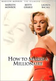1953 Film, How To Marry A Millionaire, On DVD