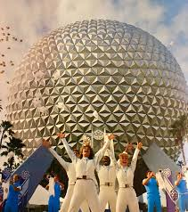 1982 Grand Opening Of The Epcot Center
