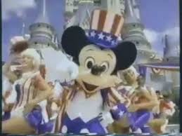 1986 Disney World Travel Commercial
