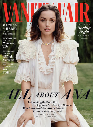 Ana ~ Vanity Fair (2020)