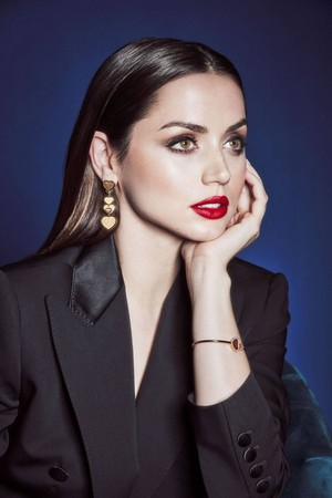 Ana ~ Vogue NL (2020)
