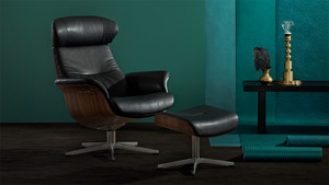 Apendics sells both Conform armchairs and Wagner office chairs.