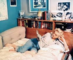 At Home With Marilyn Monroe