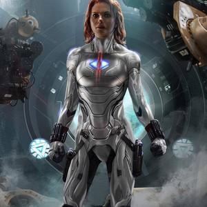 Avengers: Endgame concept art
