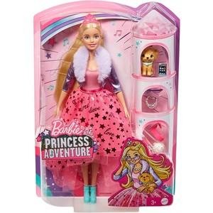 বার্বি Princess Adventure - বার্বি Doll in Box