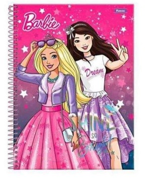 Barbie Princess Adventure Notebooks