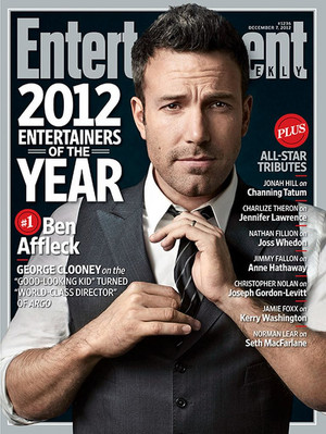 Ben Affleck - Entertainment Weekly Cover - 2012
