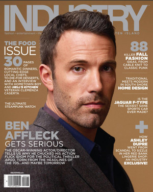 Ben Affleck - Industry Magazine Cover - 2012