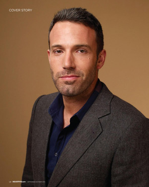 Ben Affleck - Industry Magazine Photoshoot - 2012