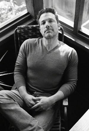 Ben Affleck - The New York Times Photoshoot - 2020