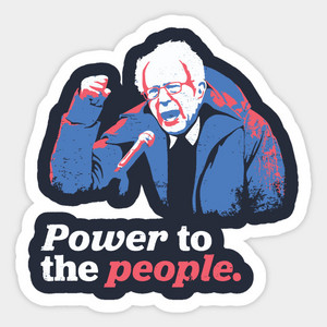 Bernie Sanders Slogan
