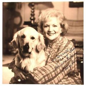Betty White ❤🌹