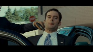 Bill Hader as Agent Haggard in Paul