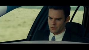 Bill Hader as Agent Haggard in Paul