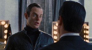Bill Hader as Agent W in Men in Black 3