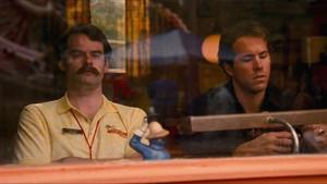 Bill Hader as Bobby in Adventureland