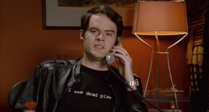 Bill Hader as Brian Bretter in Forgetting Sarah Marshall