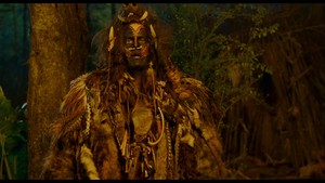 Bill Hader as The Shaman in ano One