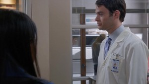 Bill Hader as Tom McDougall in The Mindy Project: Indian BBW