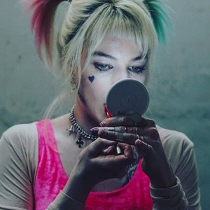 Birds of Prey (2020) Behind the Scenes Still - Margot Robbie as Harley Quinn