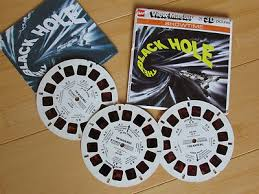 Black Hole View-Master Set