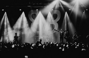 Black Veil Brides - El Plaza Condesa, Mexico - March 6, 2020