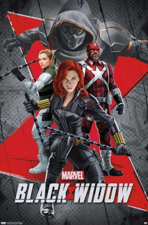 Black Widow (2020) - Official Poster