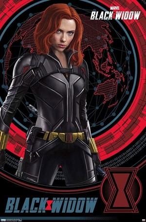 Black Widow (2020) movie posters