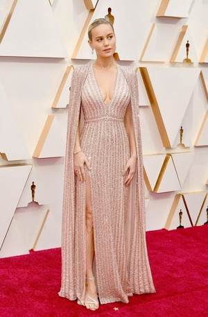 Brie Larson 92nd Annual Academy Awards February 9, 2020