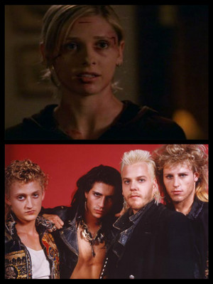 Buffy and the lost Boys