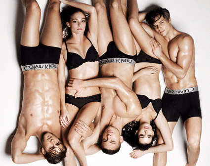 Calvin Klein Hot and Sexy Models (2)