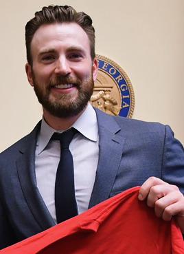 Chris Evans - Washington, D.C. - 01-28-2020