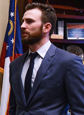 Chris Evans - Washington, D.C. - 01-28-2020
