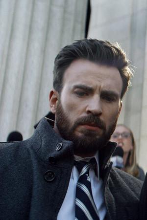 Chris Evans as Andy Barber in Defending Jacob (2020)