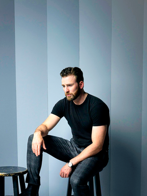 Chris Evans for Wired, 2020