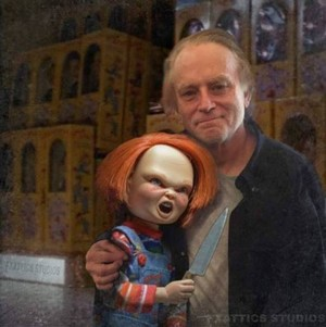 Chucky & Brad Dourif