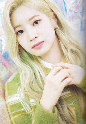 Dahyun for Dicon