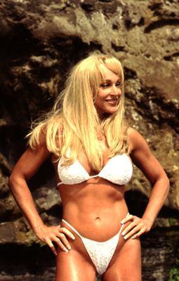 Debra - White Bikini