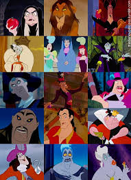 Disney Cartoon Villains