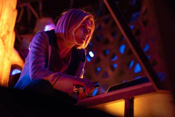 Doctor Who - Episode 12.06 - Praxeus - Promo Pics