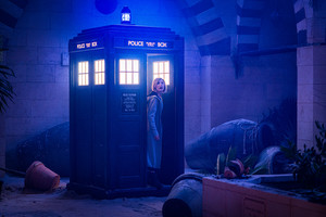 Doctor Who - Episode 12.07 - Can anda Hear Me - Promo Pics